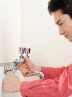 水栓金具の交換